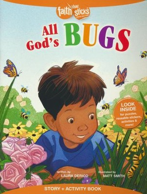 All God's Bugs  -     By: Laura Derico     Illustrated By: Matt Smith