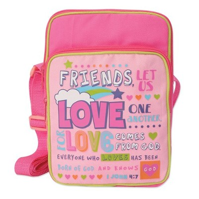 Friends, Let Us Love One Another Backpack  -