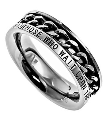 Strength, Chain Ring Size 8   -