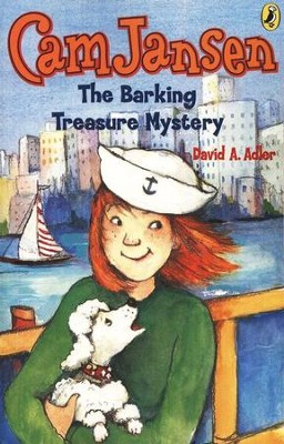 Cam Jansen #19: The Barking Treasure Mystery (reissue)  -     By: David A. Adler     Illustrated By: Susanna Natti