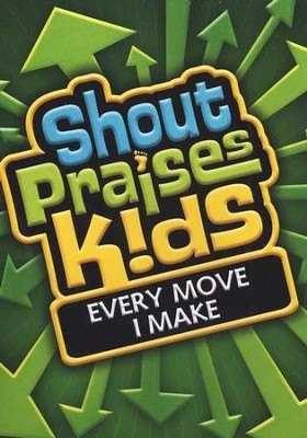Shout Praises Kids! Every Move I Make DVD  -