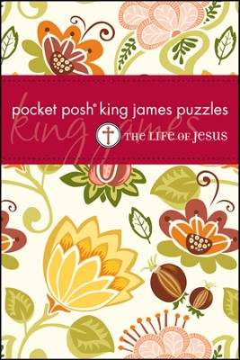 Pocket KJV Puzzles, Life of Jesus  -