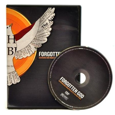 Forgotten God DVD  -     By: Francis Chan