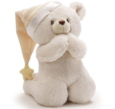 Bedtime Prayer Bear   -