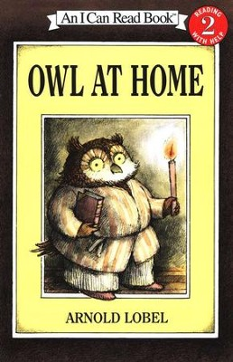 Owl at Home, An I Can Read Book   -     By: Arnold Lobel