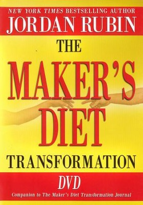 The Maker's Diet Revolution--Transformation DVD   -     By: Jordan Rubin