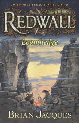 #16: Loamhedge: A Tale of Redwall  -     By: Brian Jacques     Illustrated By: David Elliot