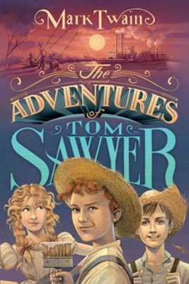 The Adventures of Tom Sawyer  -     By: Mark Twain     Illustrated By: Iacopo Bruno