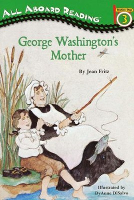George Washington's Mother  -     By: Jean Fritz