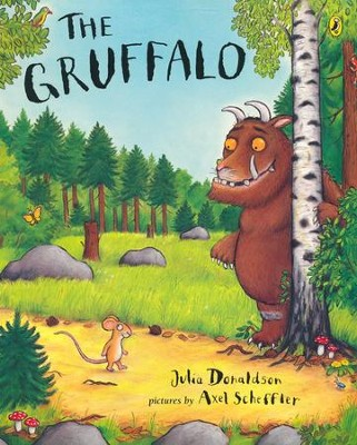 The Gruffalo  -     By: Julia Donaldson     Illustrated By: Axel Scheffler
