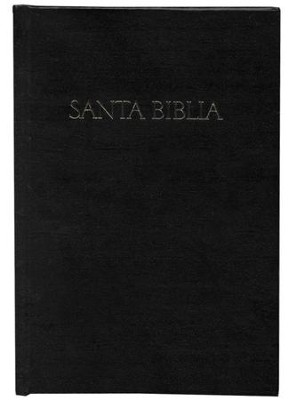 Biblia LBLA Letra Gde. Tam. Manual, Enc. Dura  (LBLA Hand Size Gtpt Bible, Hardcover)  -     By: Holman Bible Editorial Staff