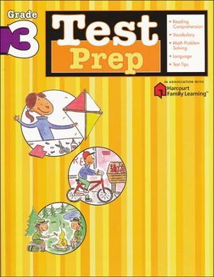 Test Prep: Grade 3  -     By: Flash Kids Editors