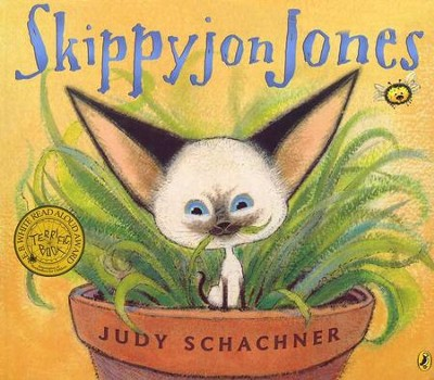 Skippyjon Jones  -     By: Judith Byron Schachner