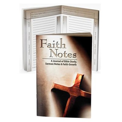 Pocket-Sized Faith Journal  -