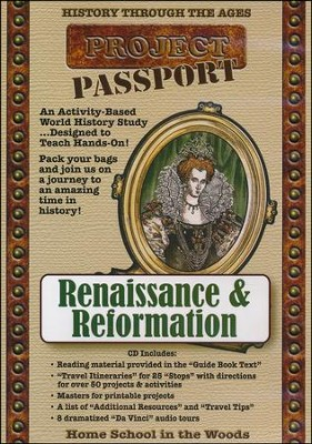 The Renaissance & Reformation CD   -