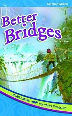 Abeka Better Bridges Teacher Edition   -