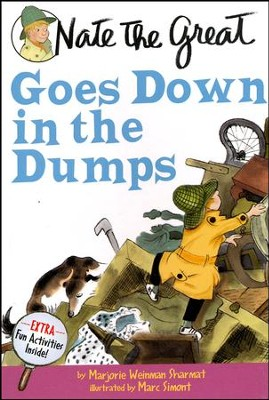 Nate the Great Goes Down in the Dumps  -     By: Marjorie Weinman Sharmat