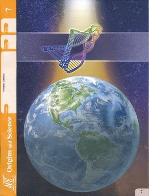 Origins and Science Self-Pac 7, Grades 9-12 (4th Edition)   -