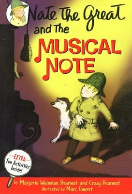 Nate the Great and the Musical Note  -     By: Marjorie Weinman Sharmat
