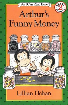 Arthur's Funny Money   -     By: Lillian Hoban