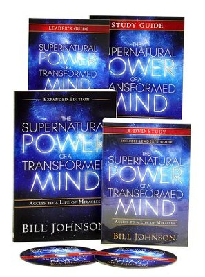 Supernatural Power of a Transformed Mind Curriculum  -     By: Bill Johnson