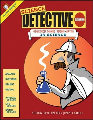 Science Detective Beginning Book   -     By: Stephen David Fischer, Joseph Carroll