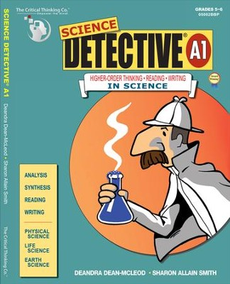 Science Detective A1   -     By: Deandra Dean-Mcleod, Sharon Allain Smith