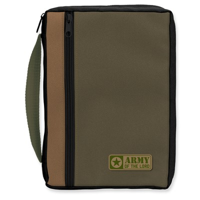 Army Of The Lord Bible Cover, Large  -