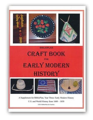 BiblioPlan Craft Book for Early Modern History   -