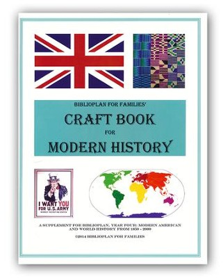 BiblioPlan Craft Book for Modern History   -
