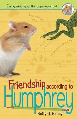 Friendship According to Humphrey  -     By: Betty G. Birney