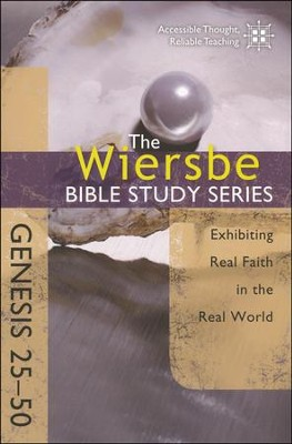 Genesis 25-50: The Warren Wiersbe Bible Study Series   -     By: Warren W. Wiersbe