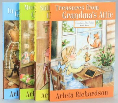 Grandma's Attic Treasury--Boxed Set   -     By: Arleta Richardson