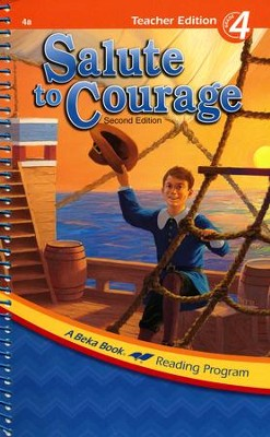 Salute to Courage Teacher Edition   -