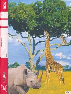 English PACE 1026, Grade 3 (4th Edition)  -