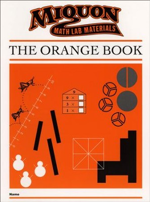 The Orange Book--Level 1 (Grade 1)   -