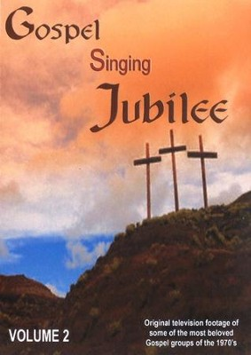 Gospel Singing Jubilee, Volume 2   -