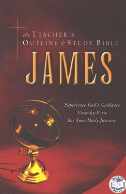 Teacher's Outline & Study Bible: James   -