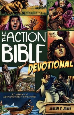 The Action Bible Devotional - Slightly Imperfect  -     By: Jeremy V. Jones