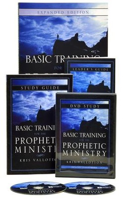 Basic Training for the Prophetic Ministry Curriculum  -     By: Kris Vallotton