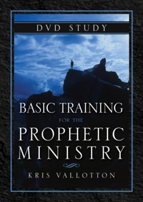 Basic Training for the Prophetic Ministry DVD Study  -     By: Kris Vallotton