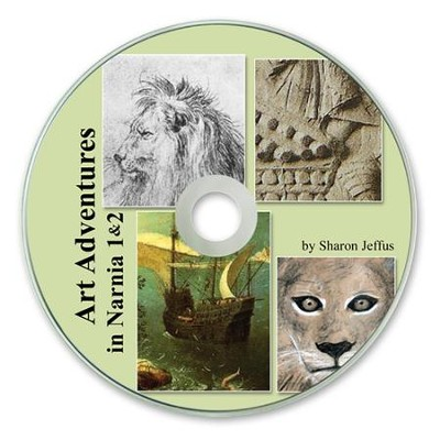 Art Adventures in Narnia 1 & 2 PDF CD-ROM   -     By: Sharon Jeffus