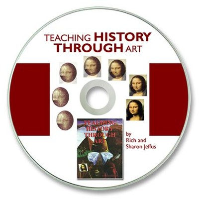 Teaching History Through Art PDF CD-ROM   -     By: Rich Jeffus, Sharon Jeffus