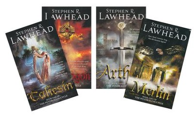 The Pendragon Cycle, Volumes 1-4   -     By: Stephen R. Lawhead
