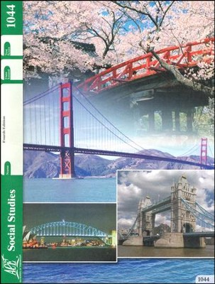 Social Studies PACE 1044 Grade 4 (4th Edition)  -