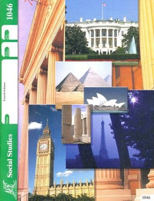 Social Studies PACE 1046 (4th Edition) Grade 4  -