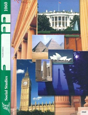 Social Studies PACE 1060, Grade 5 (4th Edition)  -
