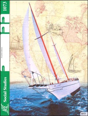 4th Edition Social Studies PACE 1073 Grade 7  -