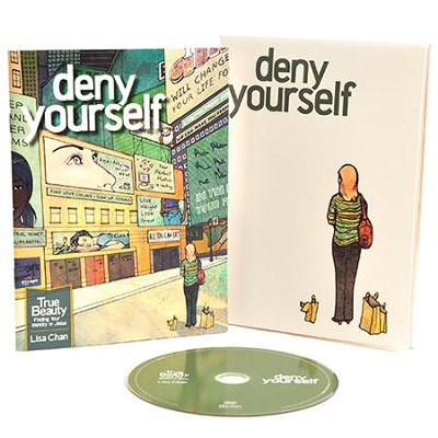 Deny Yourself, DVD #2   -     By: Lisa Chan