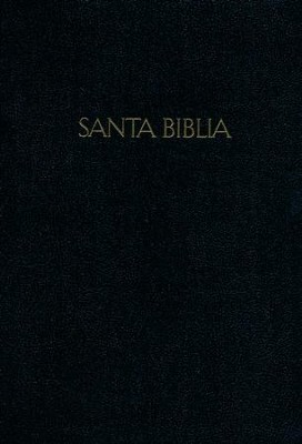 RVR/KJV Biblia Bilingue, Indexadas; RVR/KJV Bilingual Bible, Indexed  -